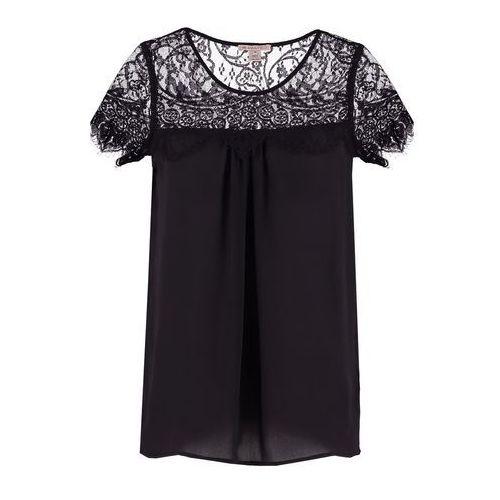 Anna Field Tshirt z nadrukiem black, kolor czarny, od rozmiaru 34