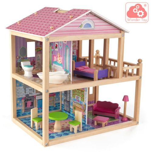 Domek dla lalek My Pretty Petal KidKraft 65275 (domek dla lalek) od wonder-toy.com