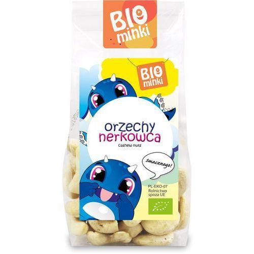 Orzechy nerkowca bio 75 g - biominki marki Biominki (przekąski dla dzieci)