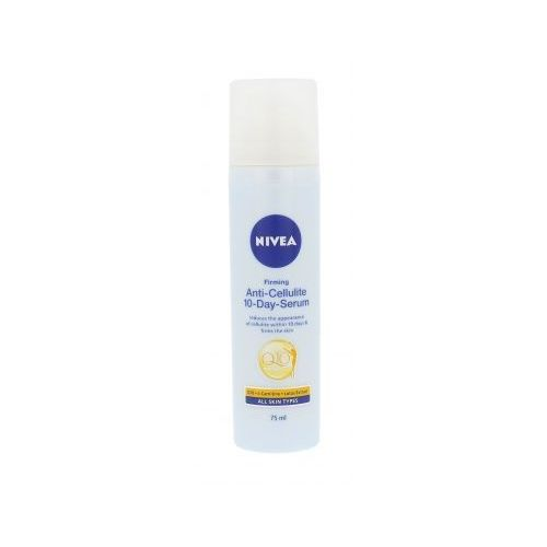 Nivea Q10 Energy+ Firming Anti Cellulite Serum cellulit i rozstępy 75 ml dla kobiet (4005808702695)