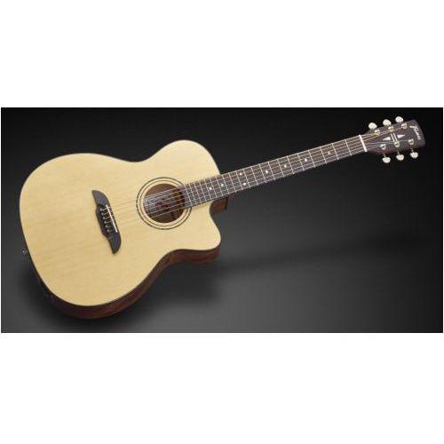 Framus FF 14 SV - Vintage Transparent Satin Natural Tinted + EQ gitara elektroakustyczna