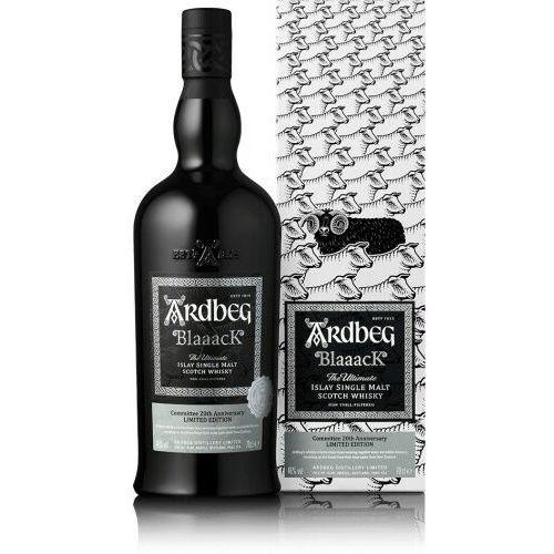 Whisky ardbeg blaaack limited edition 46% 0,7l marki Ardbeg distillery