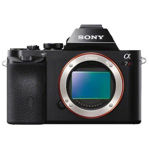 Alpha A7R marki Sony - lustrzanka cyfrowa