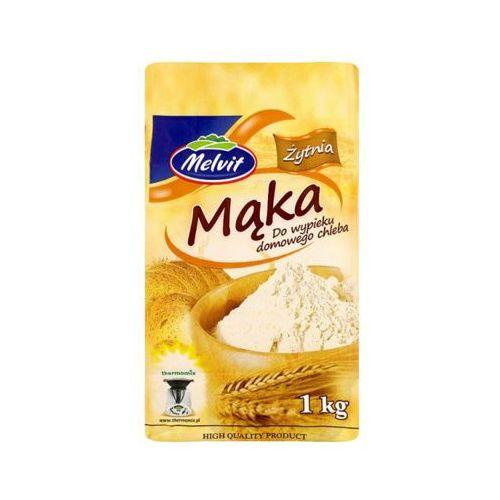 1kg mąka do wypieku domowego chleba marki Melvit
