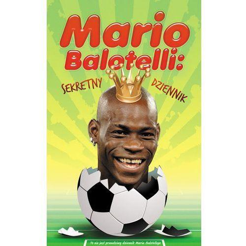 Mario Balotelli. Sekretny dziennik, Rebis