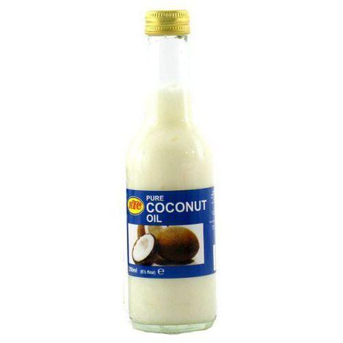 Czysty olej kokosowy 250 ml marki Ktc