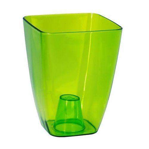Osłonka plastikowa 13 x 13 cm zielona STORCZYK