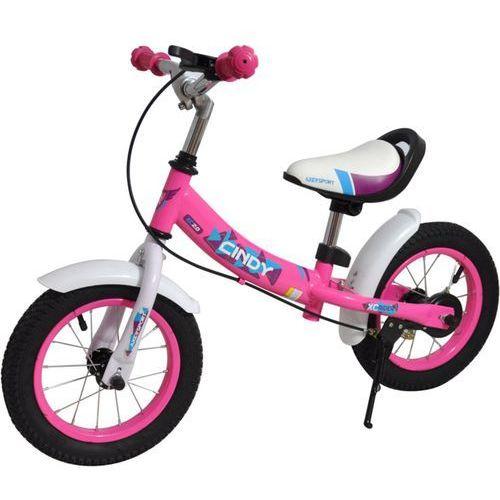 Axer sport Rowerek biegowy a24676 cindy + zamów z dostawą jutro! + darmowy transport!