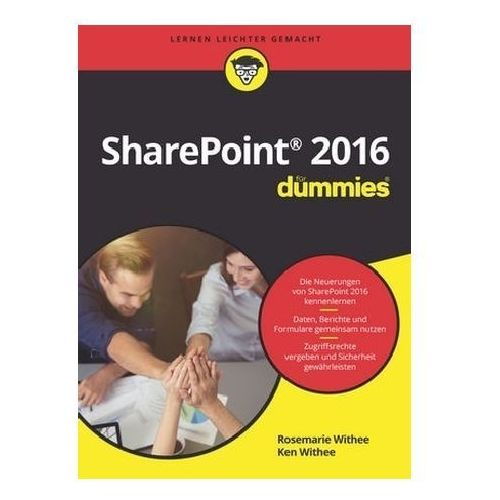 Microsoft SharePoint 2016 Fur Dummies (9783527713431)