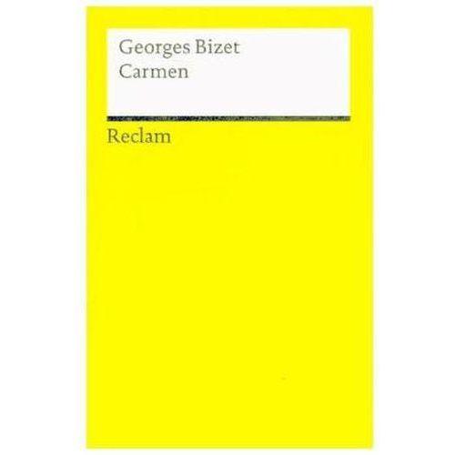 Georges Bizet, Ludovic Halevy, Henri Meilhac - Carmen (9783150082584)