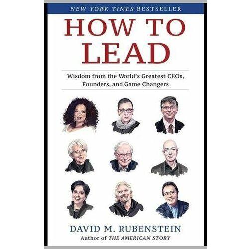 How to Lead Rubenstein, David; Wei, Yin; Frame, Mary D.