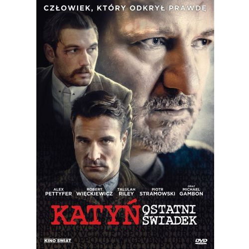 Katyń - Ostatni Świadek (Płyta DVD)