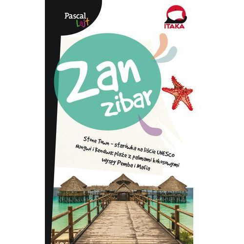 Zanzibar przewodnik Lajt - Wysyłka od 3,99 - porównuj ceny z wysyłką (2015)
