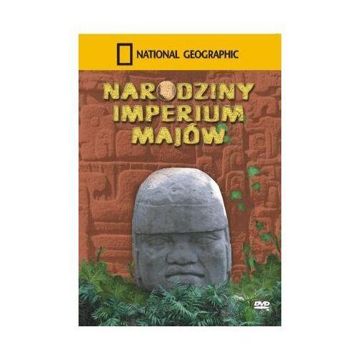Narodziny Imperium Majów. National Geographic