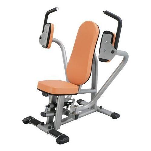 Maszyna na mięśnie klatki piersiowej body-solid hydraulicline cpd800 - kolor czarny marki Insportline
