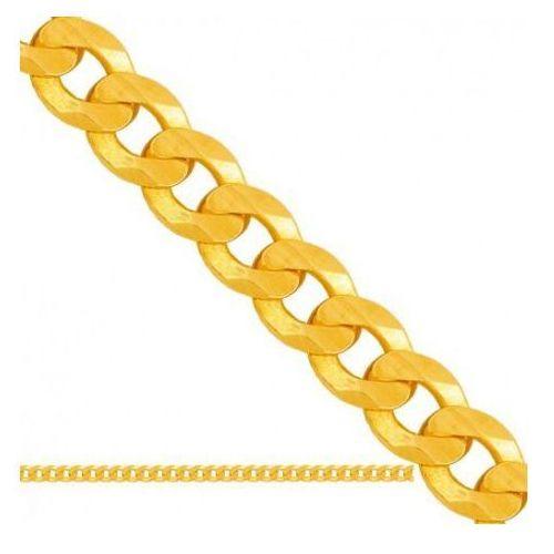 Łańcuszek złoty pr. 585 - Lp014, 19041