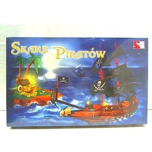 Samo-pol Gra - skarb piratów (5903706000426)