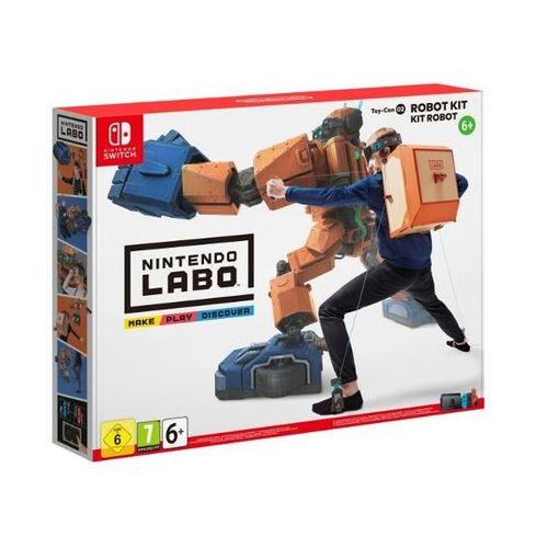 labo robot kit marki Nintendo
