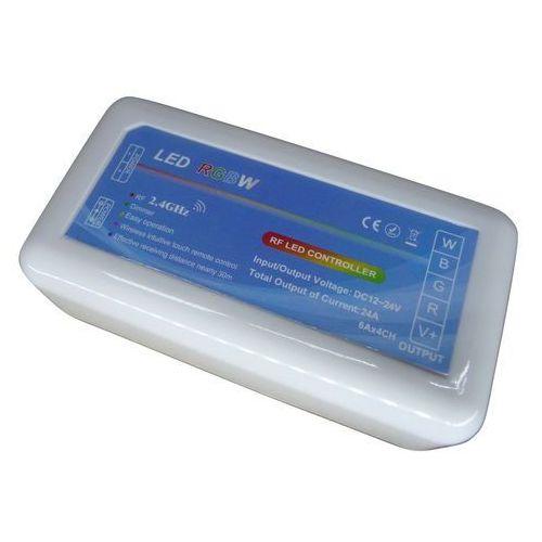 Sterownik kontroler taśma led rgbw radiowy 3 strefowy marki Feniks