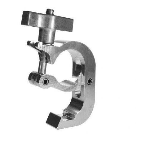 Duratruss dt dgt t58860 basic trigger clamp silver, hak, śr. 48-51mm, max. udźwig 200kg, brak m12 w zestawie