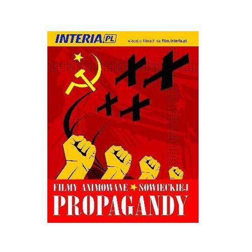 Filmy animowane sowieckiej propagandy (płyta dvd) marki Mtj agencja artystyczna