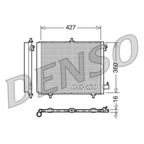 Skraplacz, klimatyzacja DENSO DCN21009 (8717613478103)