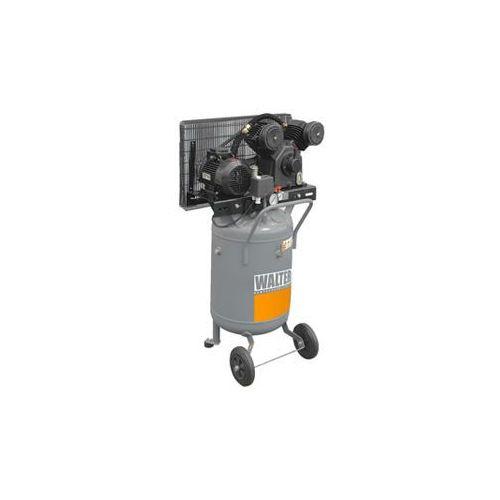 Produkt WALTER Sprężarka tłokowa żeliwna serii VHD 520-3.0/270 zabudowana na zbiorniku pionowym, marki WALTER Kompressortechnik
