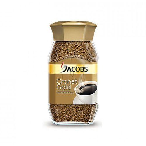 Kraft foods Kawa rozpuszczalna jacobs cronat gold 200g