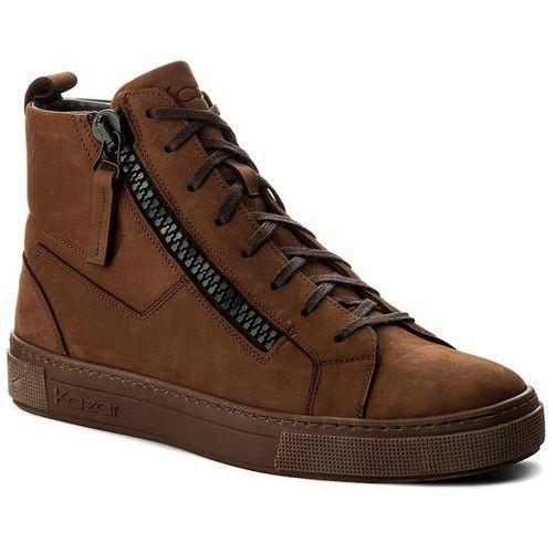 Sneakersy KAZAR - Leo 27410-03-02 Brązowy, w 5 rozmiarach
