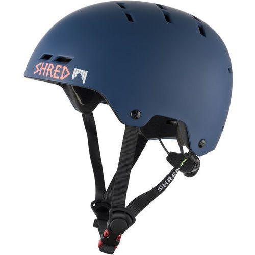 Shred bumper - kask snowboard rolki rower r. m 54-57 cm