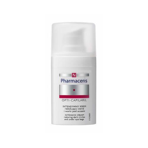 n intensywny krem redukujący cienie i worki pod oczami opti-capilaril 15 ml marki Pharmaceris
