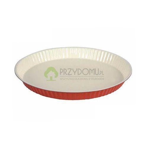 Forma do tarty FUSION 2 31 cm czerwona