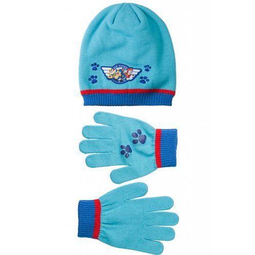 Czapka + rękawiczki Psi Patrol 1X35AJ