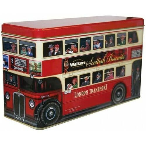 Ciastka london transport 450g w puszce marki Walkers