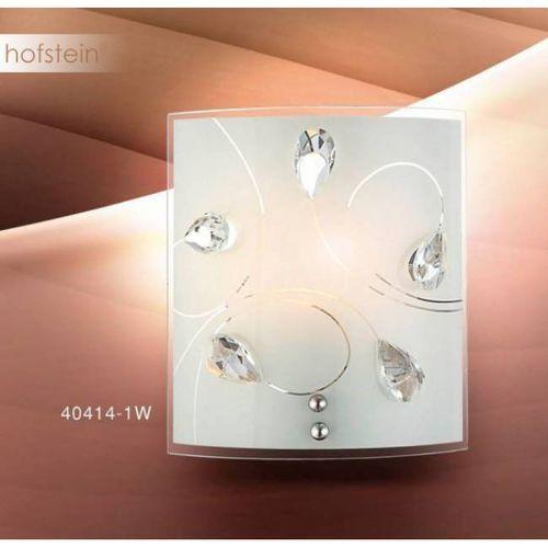 Globo ALIVIA lampa ścienna Nikiel matowy, 1-punktowy - Design - Obszar wewnętrzny - ALIVIA - Czas dostawy: od 6-10 dni roboczych, 40414-1W