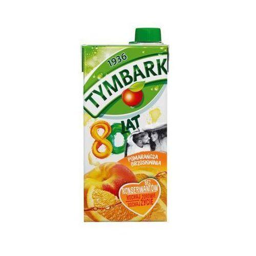 TYMBARK 1l pomarańcza brzoskwinia Napój owocowy