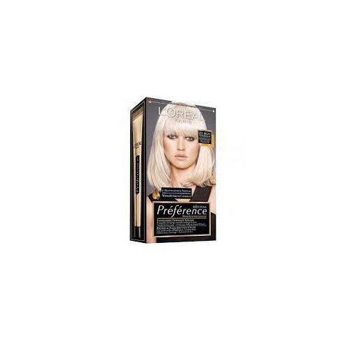 L'Oreal Paris Recital Preference farba do włosów Z2 10.21 Stokholm - produkt z kategorii- koloryzacja włosów