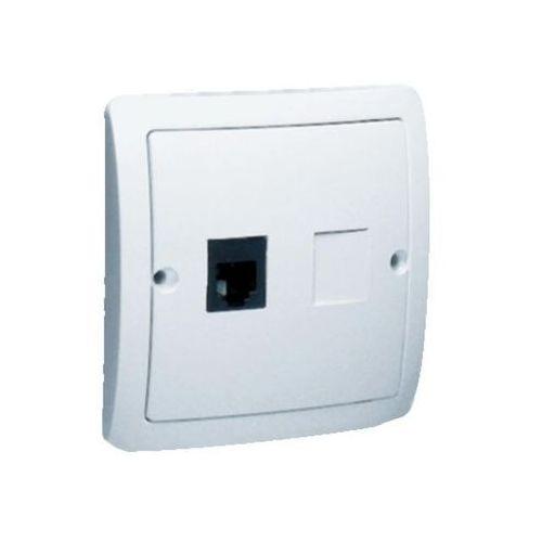 Kontakt simon basic gniazdo telefoniczne pojedyncze (5902787570712)