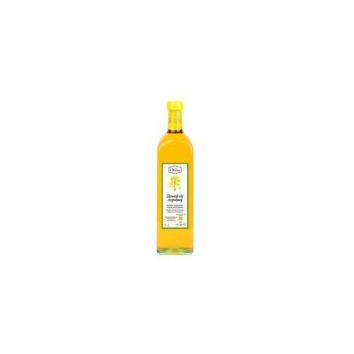 Olej rzepakowy extra tłoczony na zimno nieoczyszczony 1000 ml - Olvita, 2791