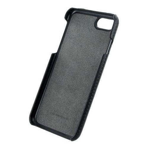 FERRARI HARDCASE RC - Etui Skórzane iPhone 7 (czarny), FEST2HCP7BK.