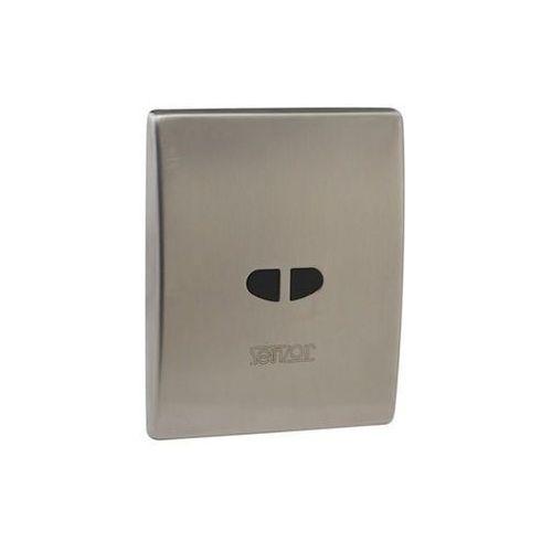 Sanitario Bateria pisuarowa elektroniczna podtynkowa przyłącze 1/2 zasilanie prądem stałym