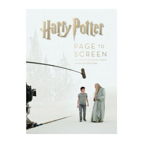 Harry Potter Page to Screen: Updated Edition (9780062878908)