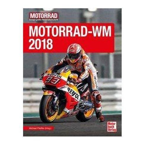 Motorrad-WM 2018 Pfeiffer, Michael
