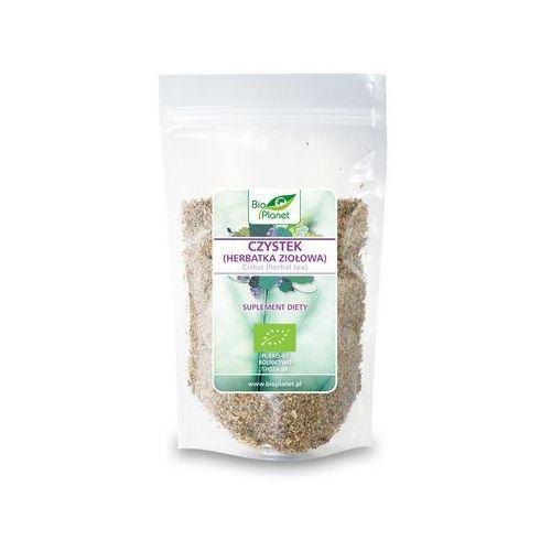 Czystek herbatka ziołowa BIO (Bio Planet) 125g, BP