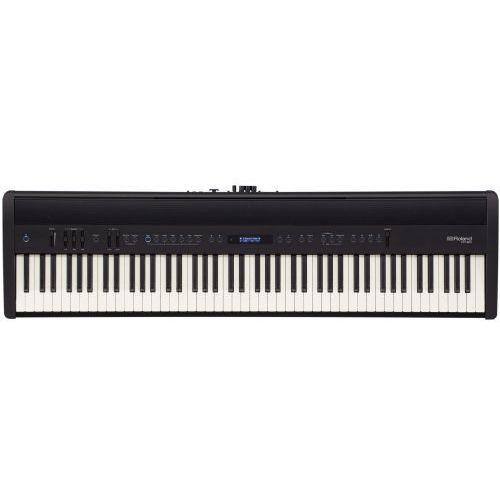 fp-60 bk pianino cyfrowe (kolor: czarny) marki Roland