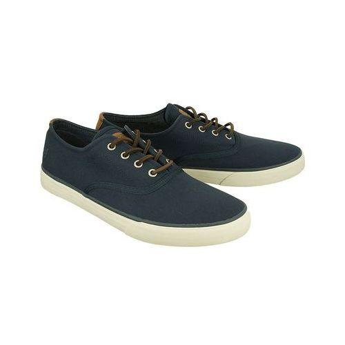 MARC O'POLO 603 22733501 613 880 dark blue, pólbuty tekstylne męskie, kolor niebieski