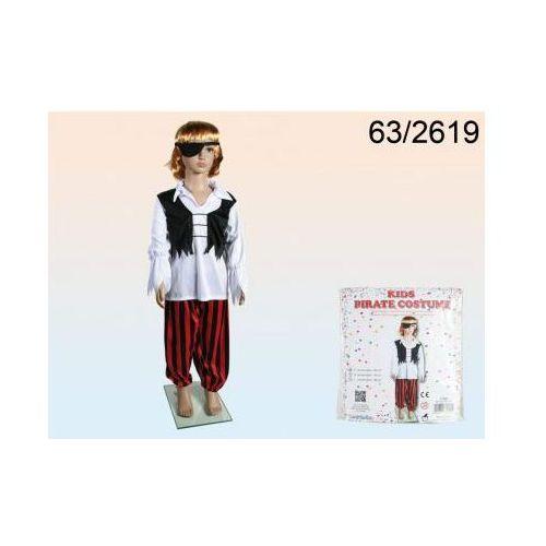 Dziecięcy strój pirata