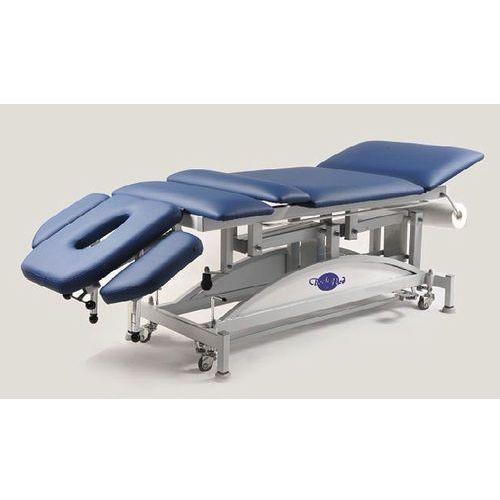 Stacjonarny stół do masażu sm clinical, marki Techmed
