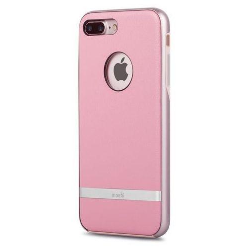 Moshi iglaze napa - etui iphone 7 plus (melrose pink) odbiór osobisty w ponad 40 miastach lub kurier 24h