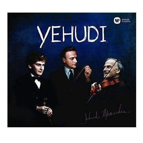 THE MENUHIN CENTURY: YEHUDI! (COMPILATION) - Yehudi Menuhin (Płyta CD)
